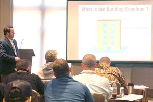 Spray Foam Insider Article ABAA Trade Show Training