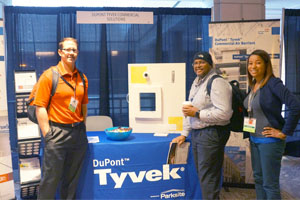 Spray Foam Insider Article ABAA Trade Show DuPont