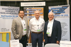 Spray Foam Insider Article ABAA Trade Show Kemper Systems America