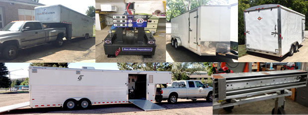 Used Spray Foam Rigs and Equipment