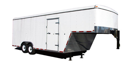 Trailers for Custom and Mobile Spray Foam Rigs