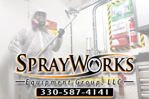 Spray Foam Personal Protective Equipment For Sale SprayWorks Equipment Group LLC