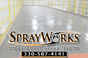 Polyurea SprayWorks Equipment Group LLC