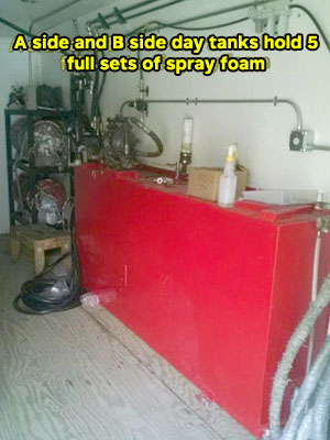 Find Used Spray Foam Equipment and Rigs For Sale