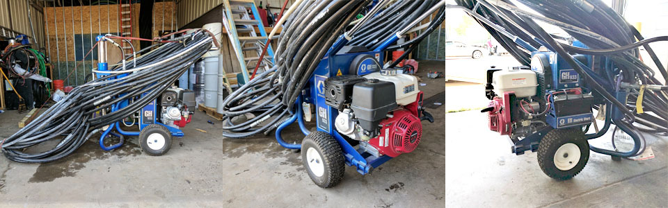 Find Used Spray Foam Equipment For Sale