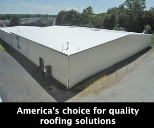 Wm Commercial Roofing Find Spray Foam Insulation
