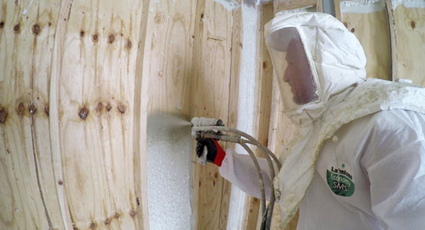 Foam Home Is Snug And Spacious Spray Foam Insider
